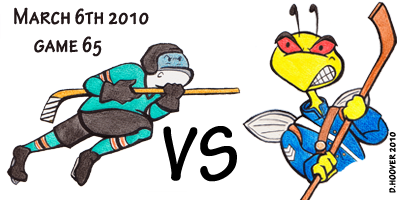 Sharks v Blue Jackets
