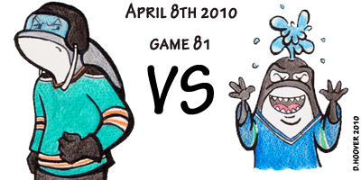 Sharks v Canuckleheads
