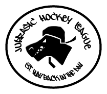 Jurassic Hockey League Logo