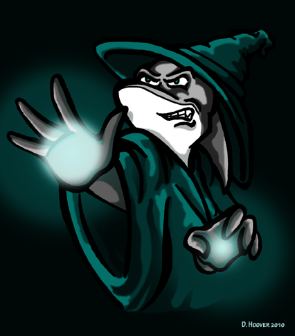 Krahs the Teal!