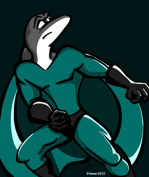 San Jose Sharks (aka The Man of Teal)