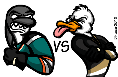 Sharks v Ducks