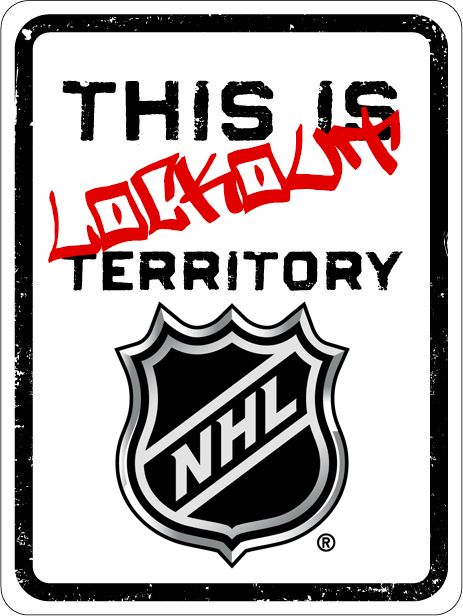 This Is Lockout Territory